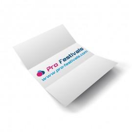 Pro Festivals Programmes, dépliants, brochures
