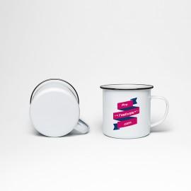 Mugs Emaillés Personnalisés