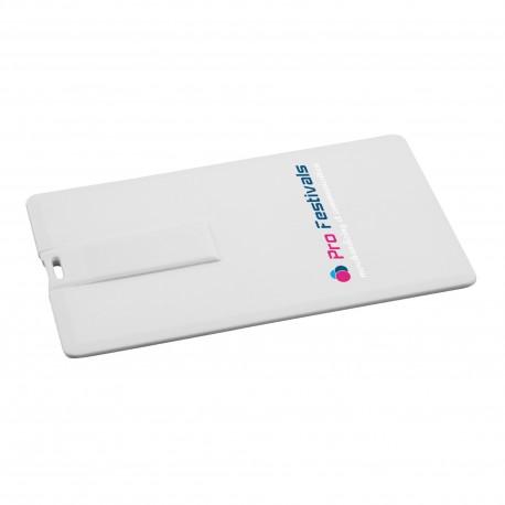 Carte USB Slim 4 Go Personnalisé