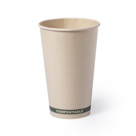 Verre compostable