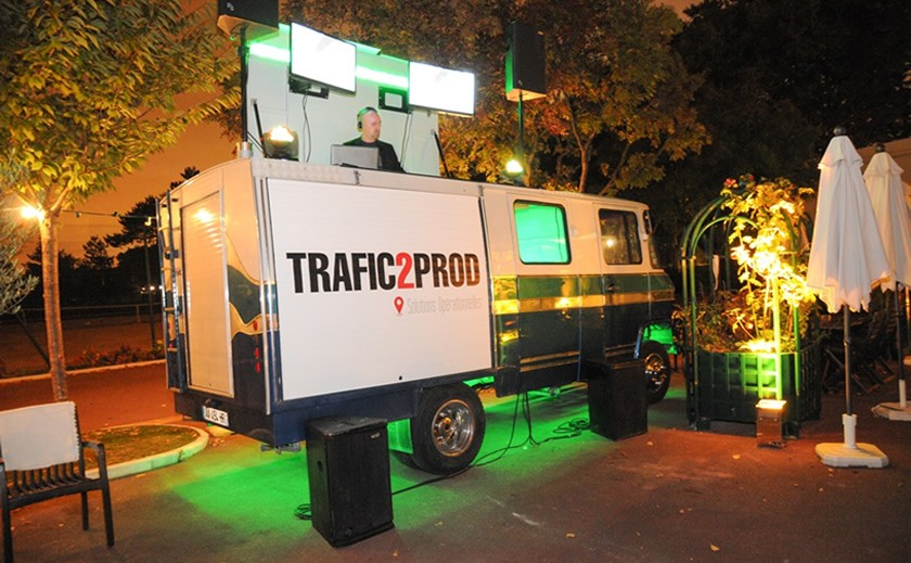 Trafic2Prod, concepts mobiles