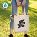 Tote Bags / Sacs en coton Biologique Personnalisés