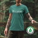 T-shirts Eco Responsables Personnalisés Sérigraphie 1 couleur