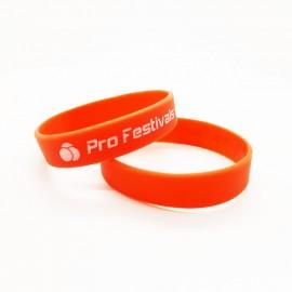 Pro Festivals Bracelets Silicone Personnalisés
