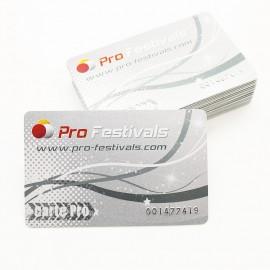 Cartes PVC