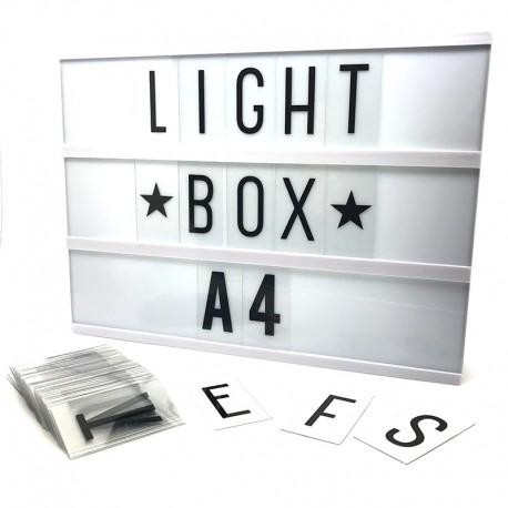 Light Box A4