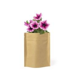 Pot de fleurs en papier et personnalisable