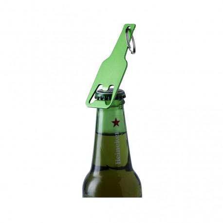 Porte-clés décapsuleur bouteille