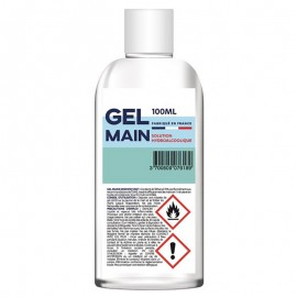 Gel Solution hydroalcoolique 100 ml