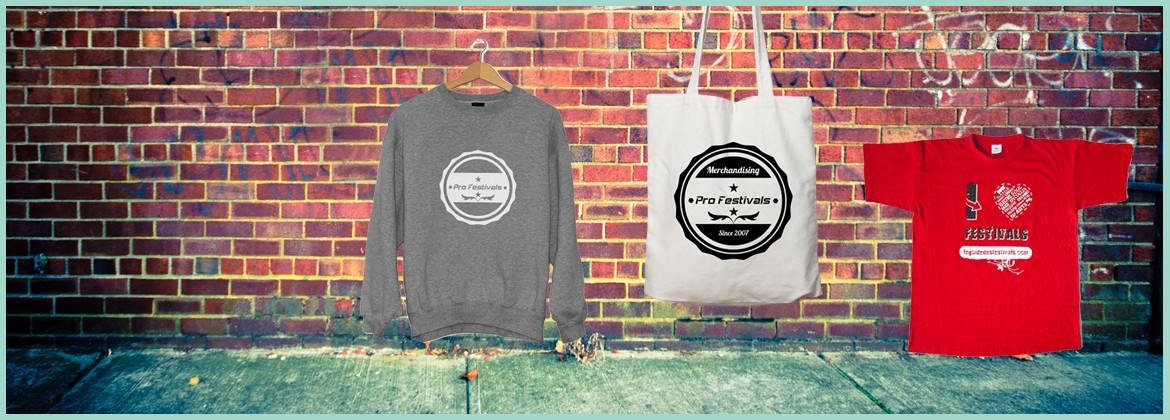 T-shirts, Tote Bags, Sweat-shirts